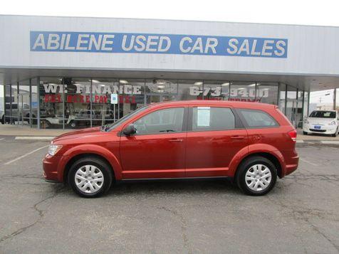2014 Dodge Journey American Value Pkg in Abilene, TX