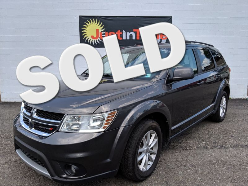 2014 Dodge Journey SXT | Endicott, NY | Just In Time, Inc. in Endicott NY