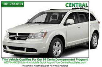 2014 Dodge Journey SXT   Hot Springs, AR   Central Auto Sales in Hot Springs AR