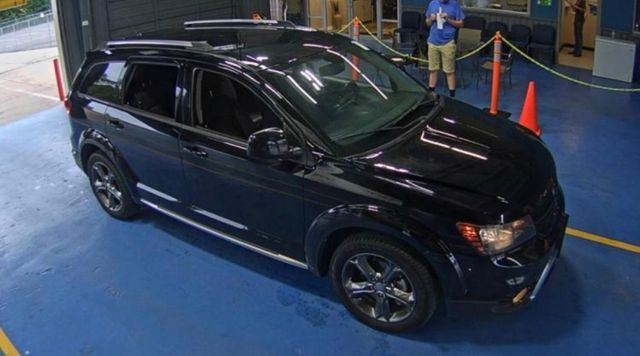 2014 Dodge Journey Crossroad Madison, NC 4