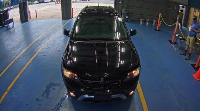 2014 Dodge Journey Crossroad Madison, NC 5