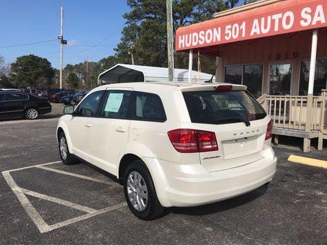 2014 Dodge Journey American Value Pkg   Myrtle Beach, South Carolina   Hudson Auto Sales in Myrtle Beach, South Carolina