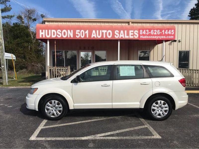 2014 Dodge Journey American Value Pkg   Myrtle Beach, South Carolina   Hudson Auto Sales in Myrtle Beach South Carolina