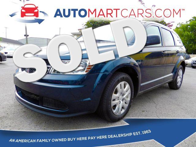 2014 Dodge Journey American Value Pkg in Nashville, Tennessee 37211