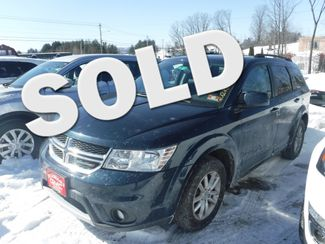 2014 Dodge Journey SXT Newport, VT