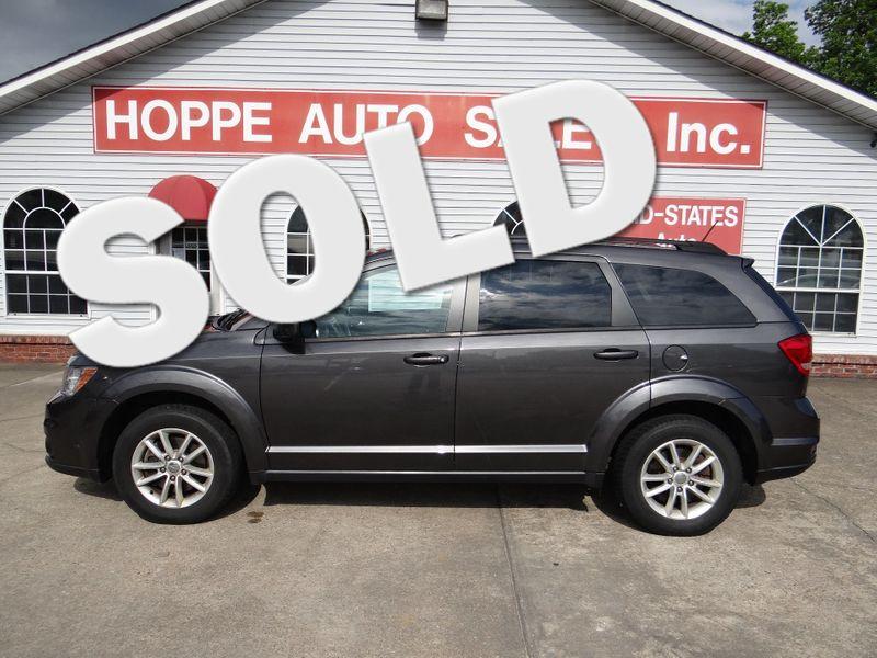 2014 Dodge Journey SXT | Paragould, Arkansas | Hoppe Auto Sales, Inc. in Paragould Arkansas