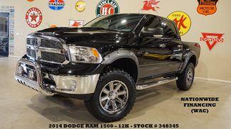 2014 Dodge Ram 1500 Regency Badlander 4X4,LIFTED,NAV,HTD LTH,20'S,12K in Carrollton TX, 75006