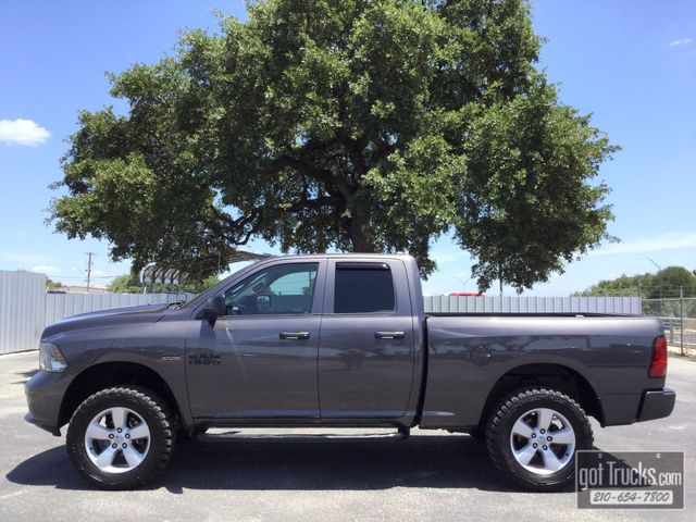 2014 dodge ram 1500 crew cab express 5 7l hemi v8 4x4 american auto brokers san antonio tx. Black Bedroom Furniture Sets. Home Design Ideas