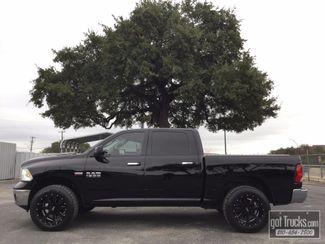 2014 Dodge Ram 1500 Crew Cab Big Horn 5.7L Hemi V8 4X4 in San Antonio Texas, 78217