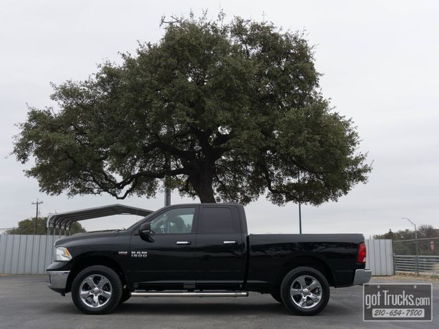 2014 Dodge Ram 1500 Crew Cab Lone Star 5.7L Hemi V8 4X4