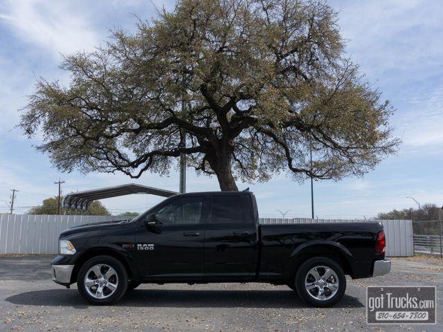 2014 Dodge Ram 1500 Crew Cab Outdoorsman EcoDiesel