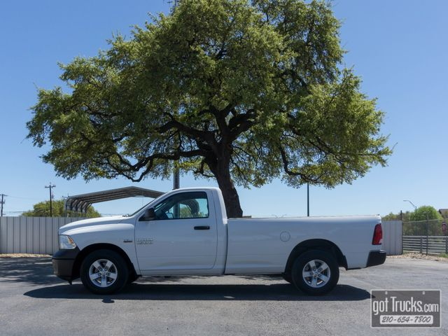 2014 Dodge Ram 1500 Regular Cab Tradesman 5.7L Hemi V8