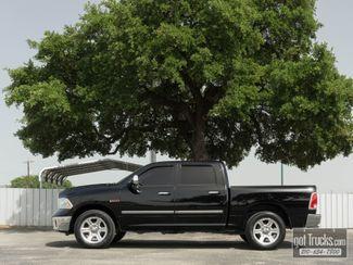 2014 Dodge Ram 1500 Crew Cab Longhorn Limited Eco Diesel 4X4 in San Antonio Texas, 78217