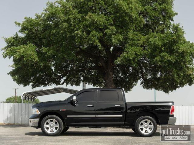 2014 Dodge Ram 1500 Crew Cab Longhorn Limited Eco Diesel 4X4