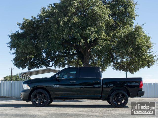 2014 Dodge Ram 1500 Crew Cab Tradesman 3.6L V6