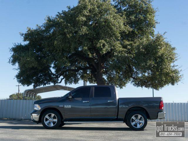 2014 Dodge Ram 1500 Crew Cab Lone Star 5.7L Hemi V8