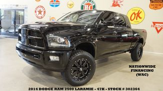 2014 Dodge Ram 2500 Laramie 4x4 DIESEL,LIFTED,NAV,HTD/COOL LTH,47K in Carrollton TX, 75006