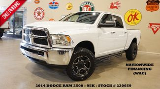 2014 Dodge Ram 2500 SLT 4X4 DIESEL,LEATHER,KMC WHLS,95K,WE FINANCE in Carrollton, TX 75006