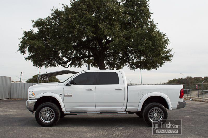 2014 Dodge Ram 2500 Crew Cab SLT 6 7L Cummins Turbo Diesel 4X4   American  Auto Brokers San Antonio, TX   San Antonio Texas 78217