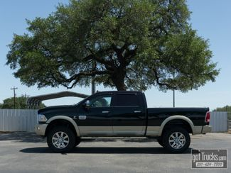 2014 Dodge Ram 2500 Crew Cab Longhorn 6.7L Cummins Turbo Diesel 4X4 in San Antonio Texas, 78217