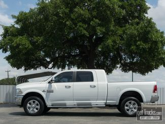 2014 Dodge Ram 2500 Mega Cab Laramie 6.7L Cummins Turbo Diesel 4X4 in San Antonio Texas, 78217