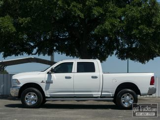2014 Dodge Ram 2500 Crew Cab Tradesman 6.7L Cummins Turbo Diesel 4X4 in San Antonio Texas, 78217
