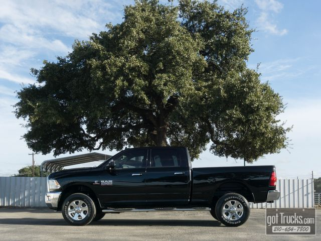 2014 Dodge Ram 2500 Crew Cab Lone Star 6.7L Cummins Turbo Diesel 4X4