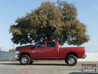 2014 Dodge Ram 2500 Crew Cab Tradesman 6.7L Cummins Turbo Diesel 4X4 in San Antonio, Texas 78217