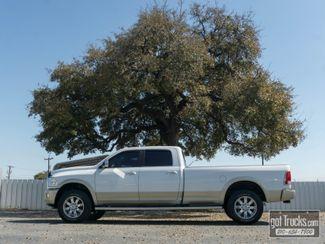 2014 Dodge Ram 2500 Crew Cab Longhorn 6.7L Cummins Turbo Diesel 4X4 in San Antonio, Texas 78217
