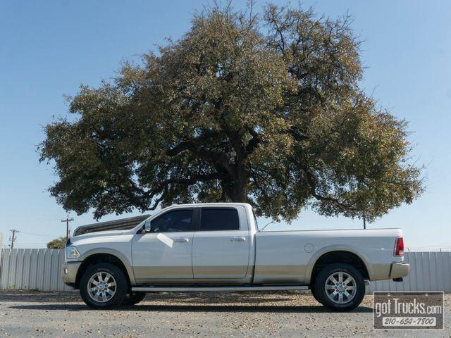 2014 Dodge Ram 2500 Crew Cab Longhorn 6.7L Cummins Turbo Diesel 4X4