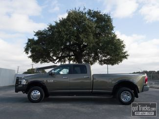 2014 Dodge Ram 3500 Crew Cab Laramie 6.7L Cummins Turbo Diesel 4X4 in San Antonio Texas, 78217