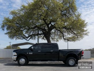 2014 Dodge Ram 3500 Mega Cab Laramie 6.7L Cummins Turbo Diesel 4X4 in San Antonio Texas, 78217