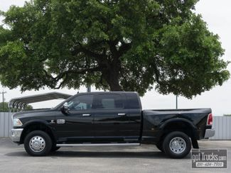 2014 Dodge Ram 3500 Mega Cab Longhorn 6.7L Cummins Turbo Diesel 4X4 in San Antonio Texas, 78217