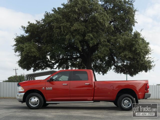 2014 Dodge Ram 3500 Crew Cab Lone Star 6.7L Cummins Turbo Diesel