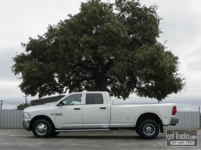 2014 Dodge Ram 3500 Crew Cab Tradesman 6.7L Cummins Turbo Diesel