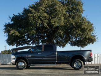 2014 Dodge Ram 3500 Crew Cab Longhorn 6.7L Cummins Turbo Diesel 4X4 in San Antonio, Texas 78217