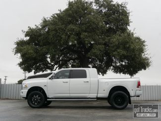 2014 Dodge Ram 3500 Mega Cab Longhorn Limited 6.7L Cummins Diesel 4X4 in San Antonio, Texas 78217