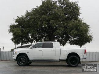 2014 Dodge Ram 3500 Mega Cab Longhorn Limited 6.7L Cummins Diesel 4X4 in San Antonio, Texas 78217