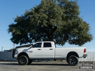 2014 Dodge Ram 3500 Crew Cab Tradesman 6.7L Cummins Turbo Diesel 4X4 in San Antonio, Texas 78217