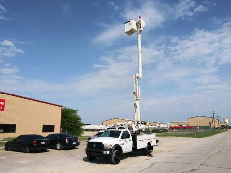 2014 Dodge RAM 5500 BUCKET TRUCK Tradesman in Fort Worth, TX