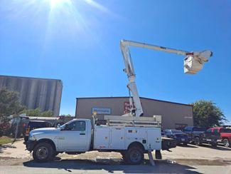 2014 Dodge RAM W5500 4X4 42' ALTEC W/ MATERIAL HANDLER & in Fort Worth, TX