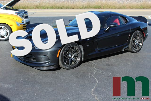 2014 Dodge SRT Viper Coupe | Granite City, Illinois | MasterCars Company Inc. in Granite City Illinois