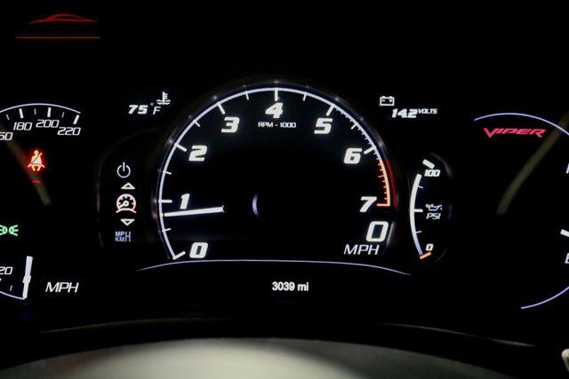 2014 Dodge SRT Viper GTS Merrillville, Indiana 17