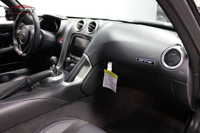 2014 Dodge SRT Viper GTS Merrillville, Indiana 15
