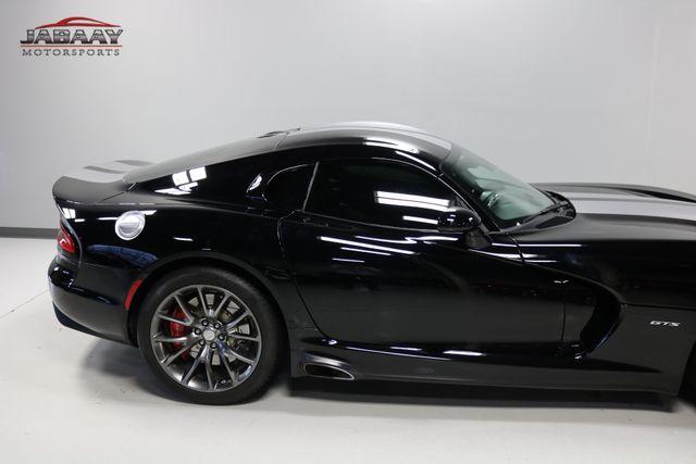 2014 Dodge SRT Viper GTS Merrillville, Indiana 37