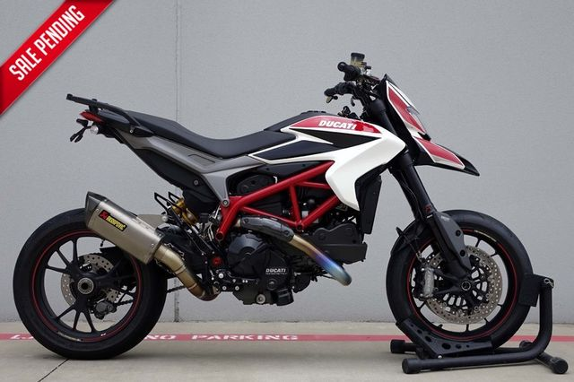 2014 Ducati Hypermotard SP * 1-OWNER * Lots of Extras * AKRAPOVIC * TEXAS