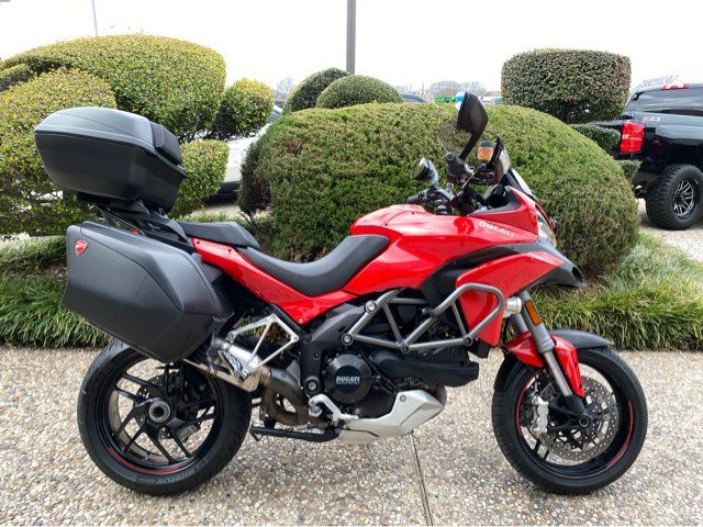 2014 Ducati Multistrada 1200 in McKinney, TX 75070