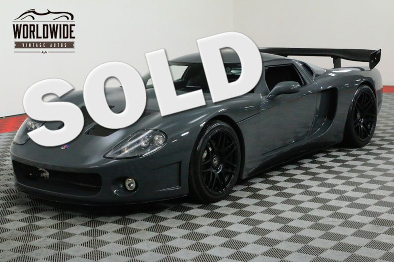 2014 Factory Five GTM EXTREME BUILD LOW MILES LS6 ENGINE AC/HEAT | Denver, CO | Worldwide Vintage Autos
