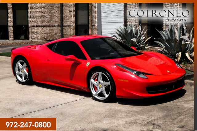 2014 Ferrari 458 Italia in Addison, TX 75001