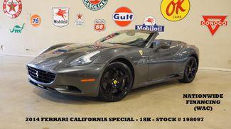 2014 Ferrari California Convertible NAV,BACK-UP CAM,HTD LTH,18K,WE FINANCE in Carrollton, TX 75006